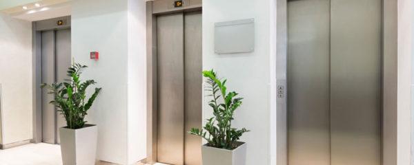 Installation d'ascenseurs